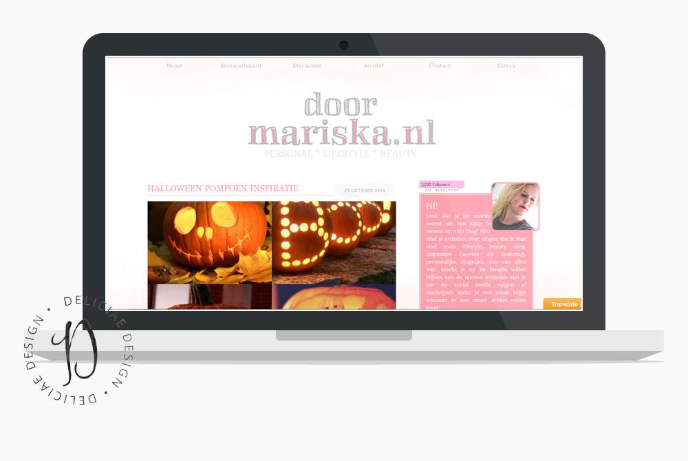 Door Mariska Design