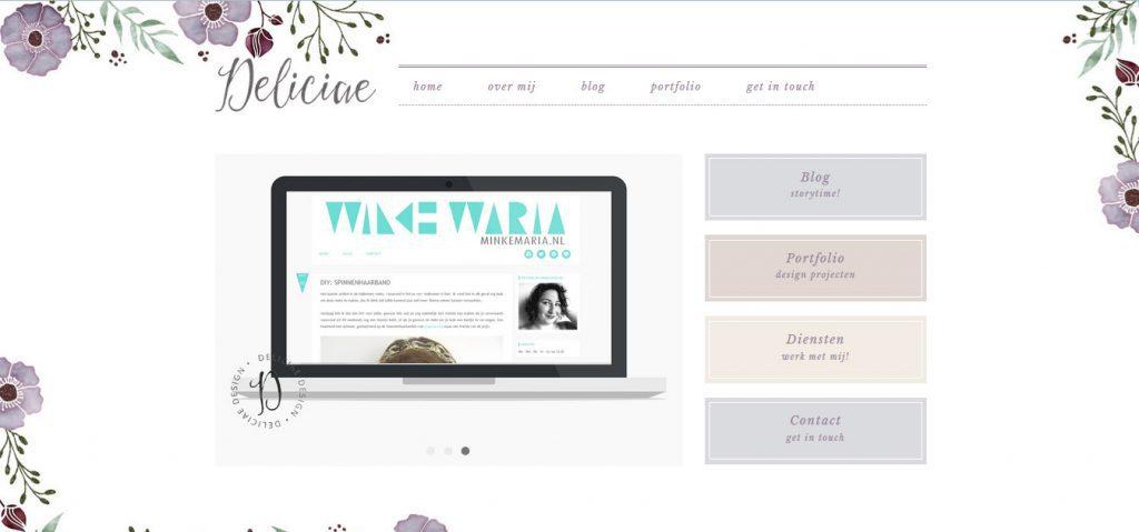 Welkom op de nieuwe site van Deliciae.org