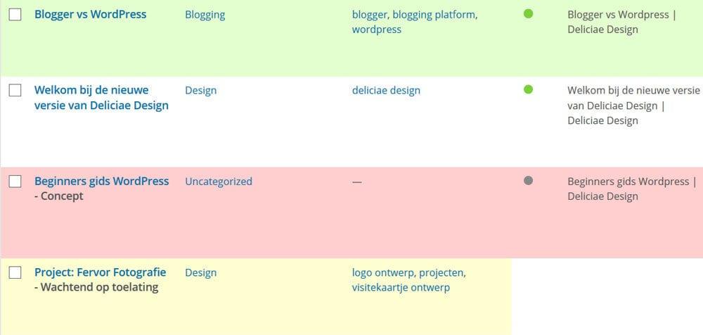 kleur-codes-artikelen