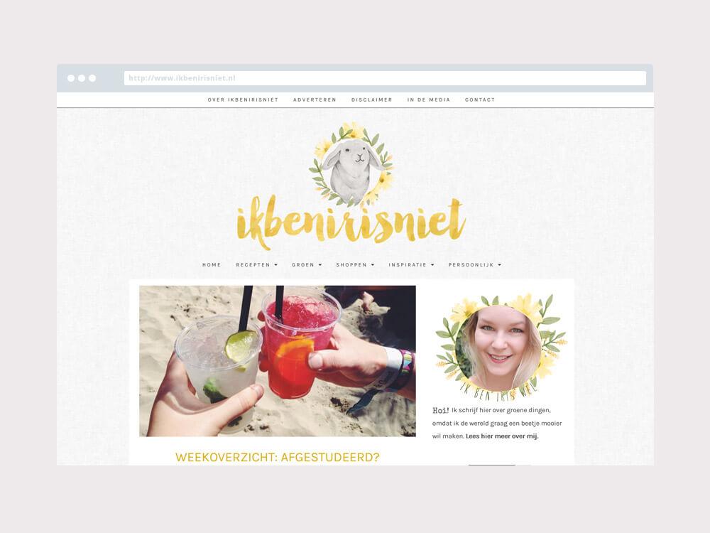 IkBenIrisNiet_website