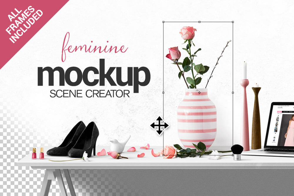feminine-scene