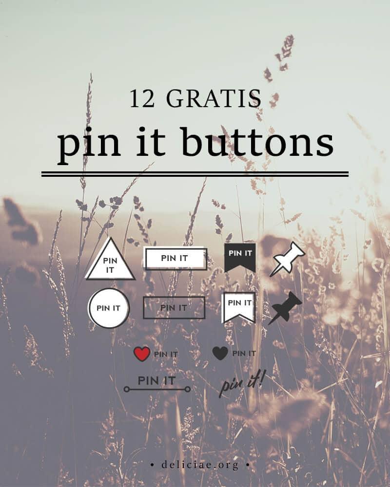 gratis pinterest buttons