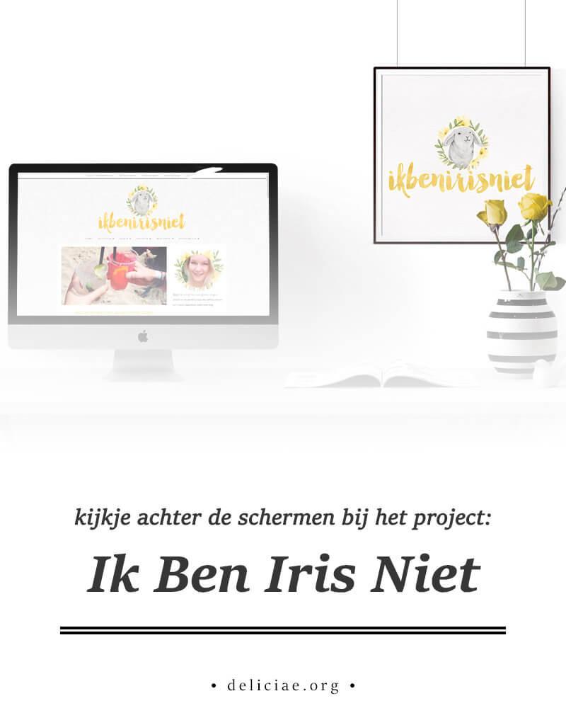 Project: Ik Ben Iris Niet