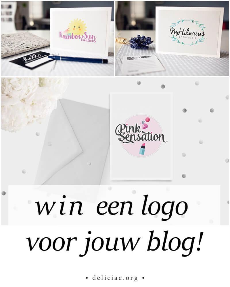 Win een logo ontwerp voor jouw blog!