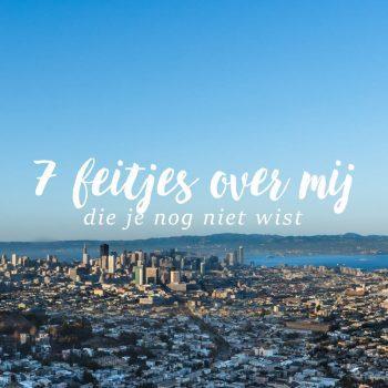 7 feitjes over mij