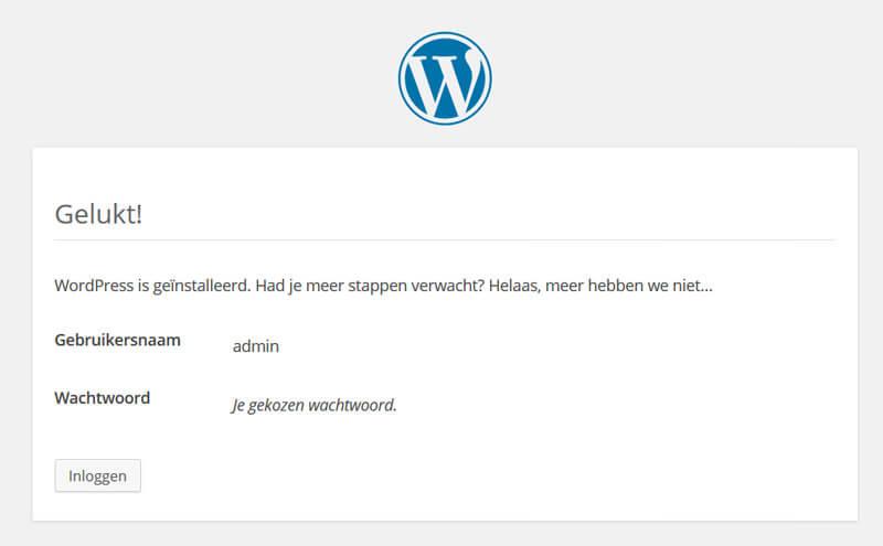 wordpress-stap-5