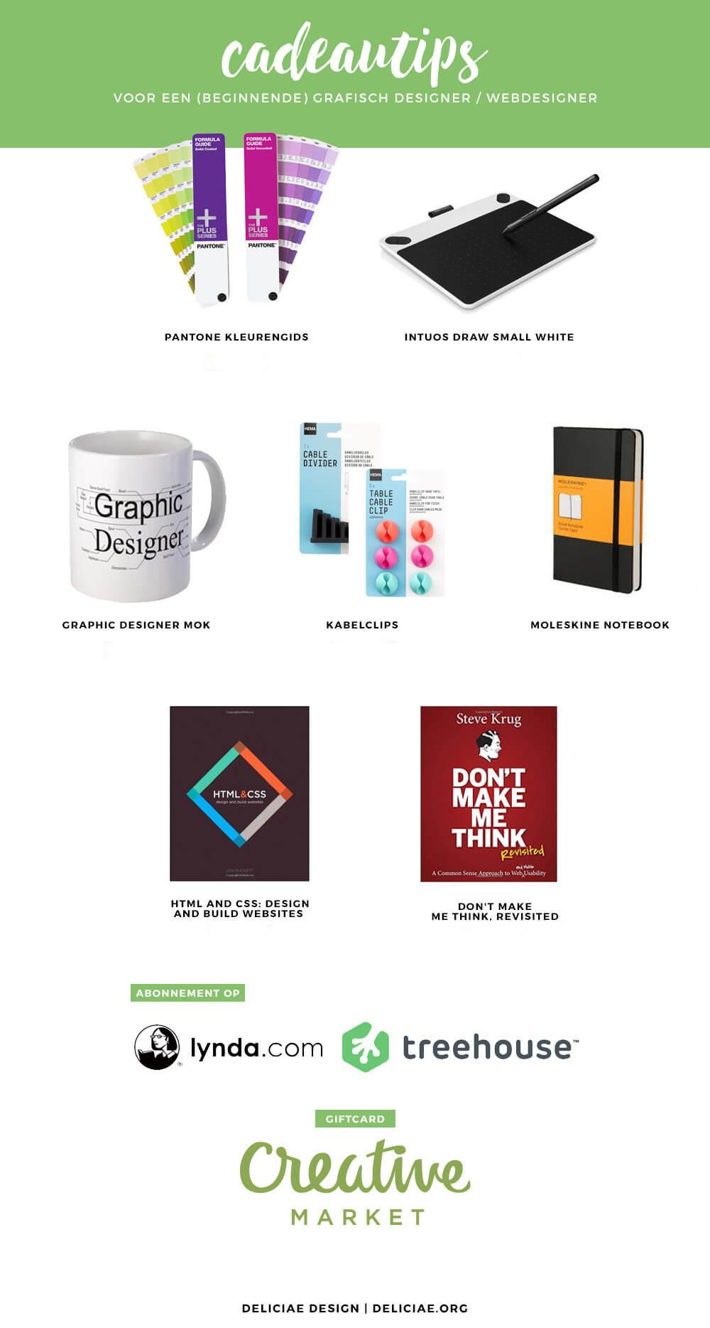 cadeau idee webdesigner
