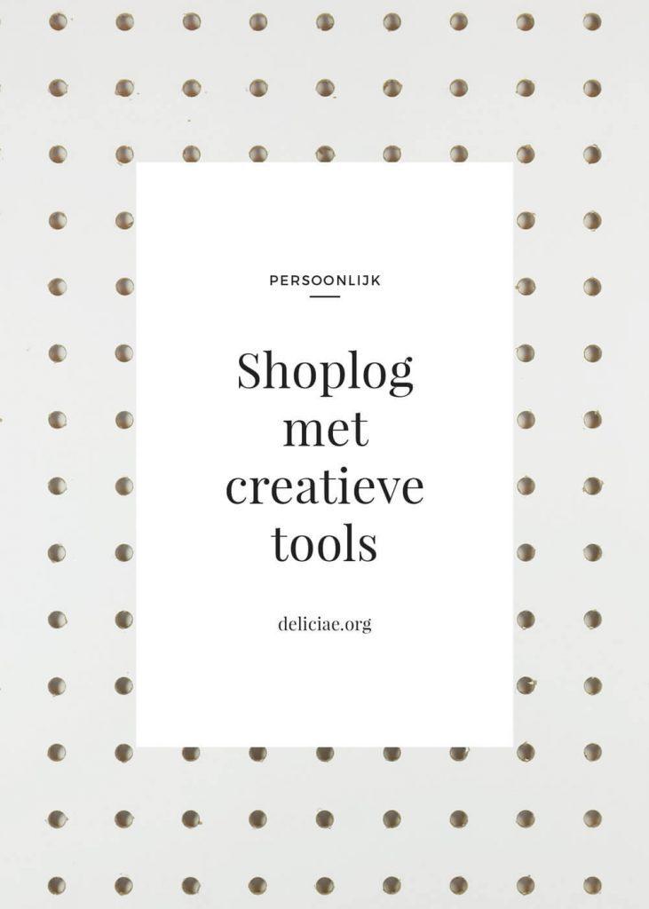 Shoplog met Promarkers, Rhodia dotpad, Faber Castell en meer!