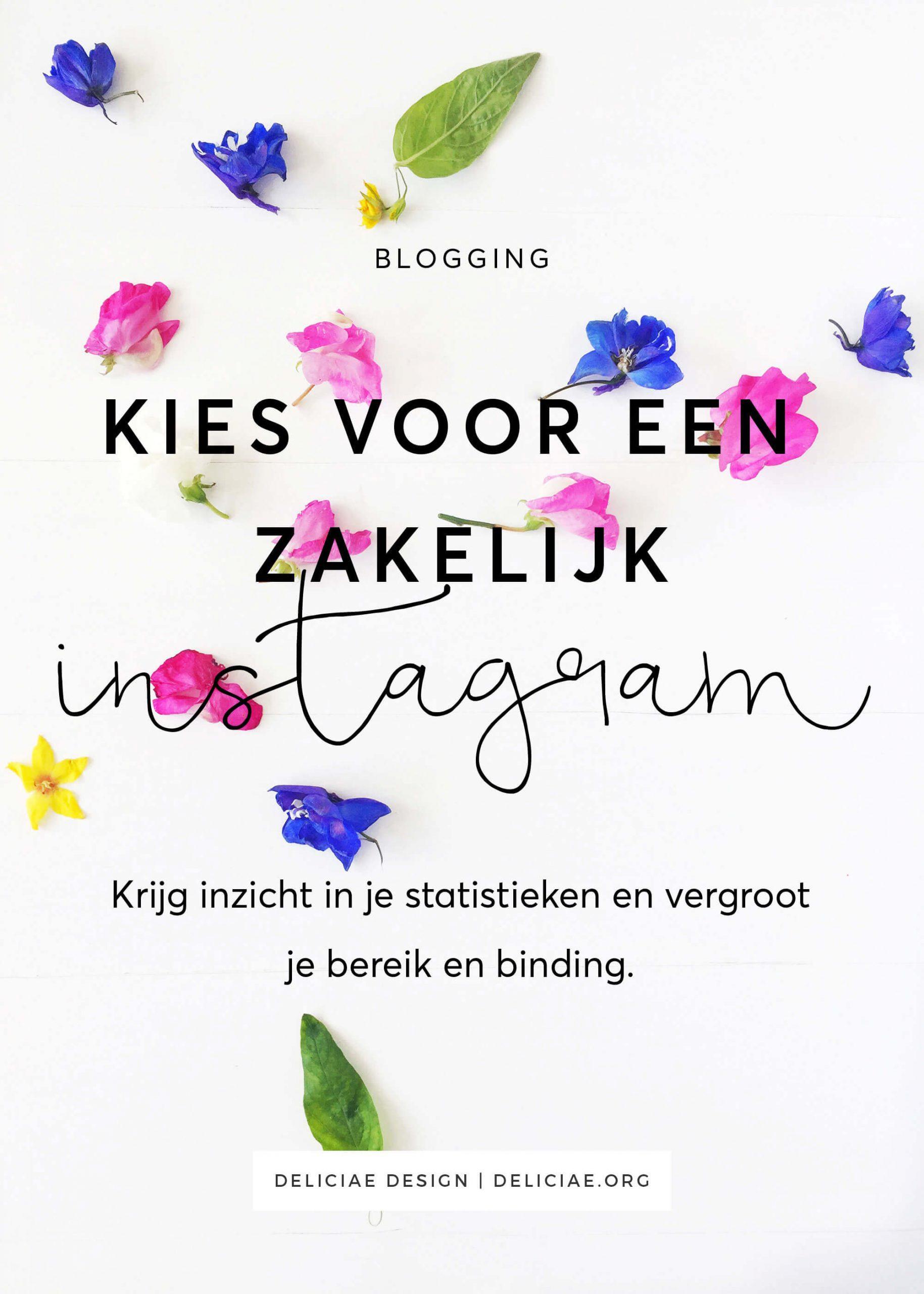 zakelijk-instagram-account