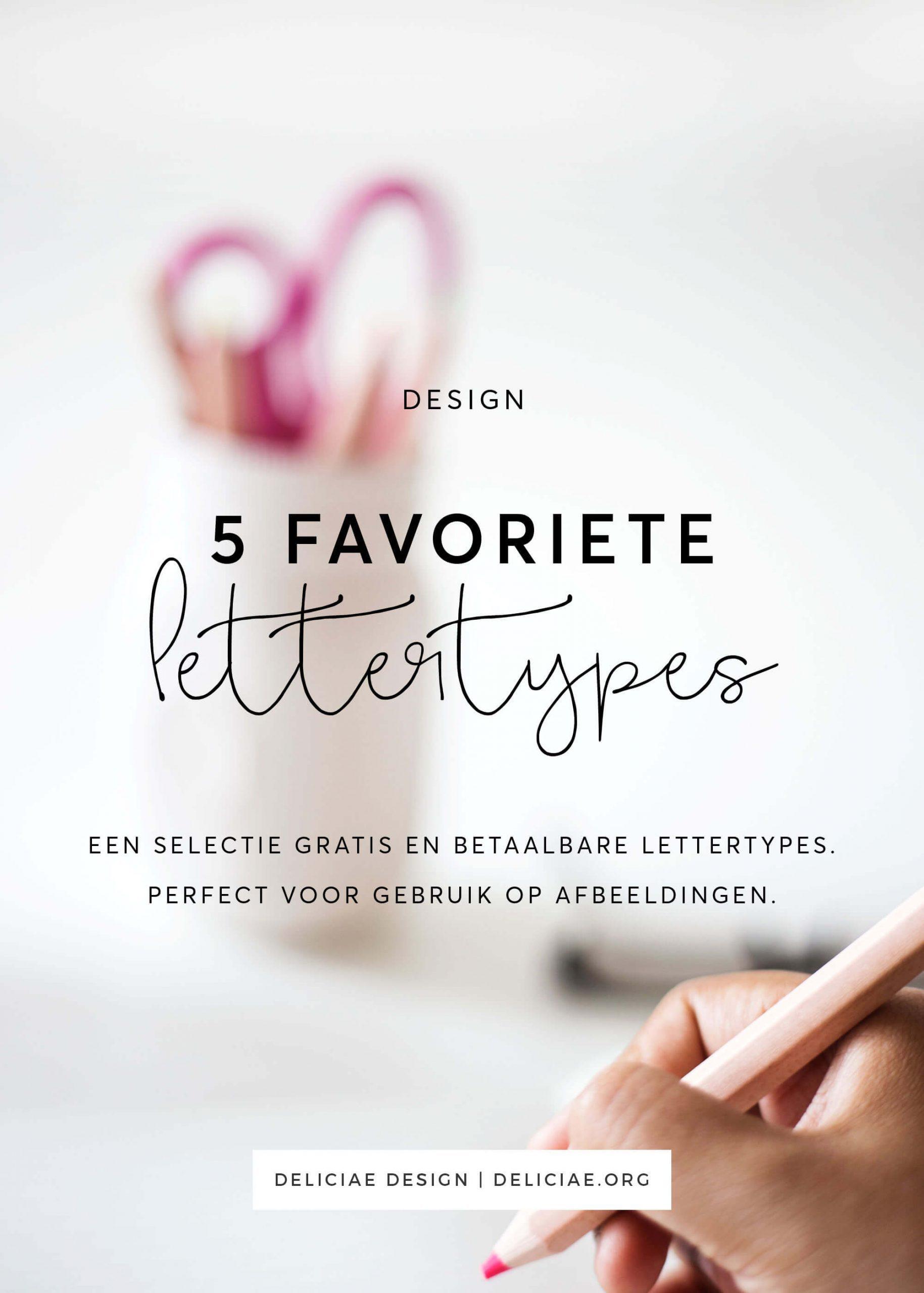 5-favoriete-lettertypes