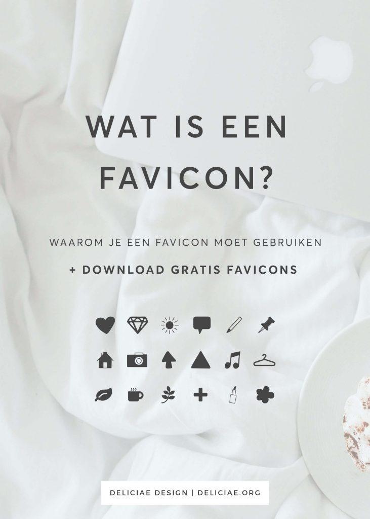Wat is een favicon en waarom je er een nodig hebt