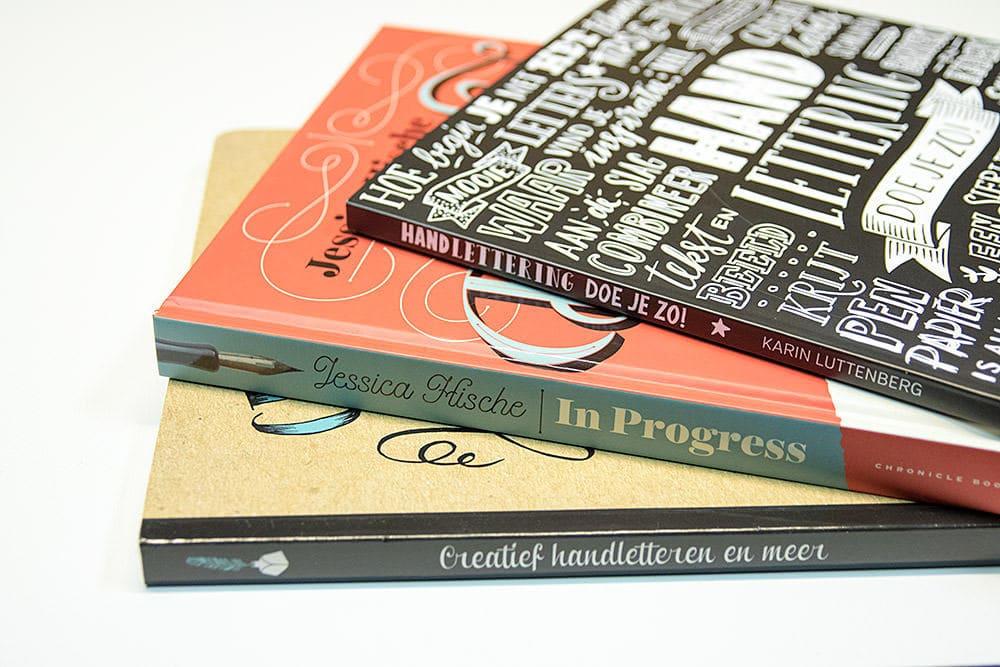 boeken-handlettering