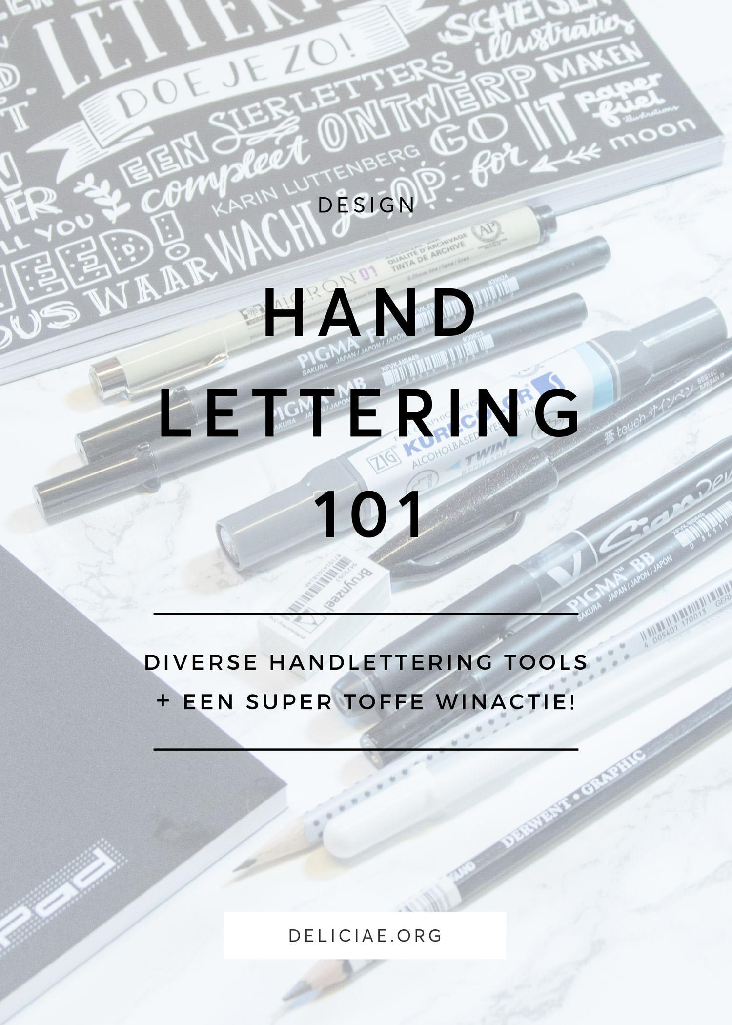 handlettering-101-tools-winactie