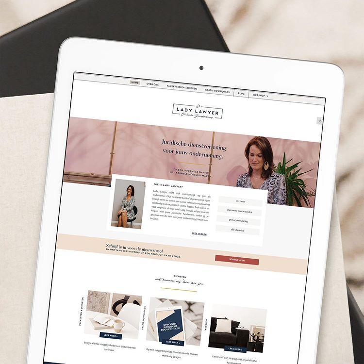 webdesign-ladylawyer