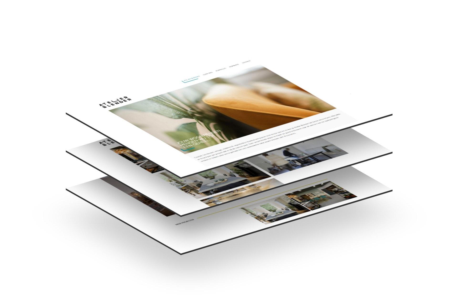 atelierblender-portfolio-pages