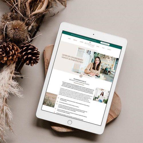 richelle - webdesign